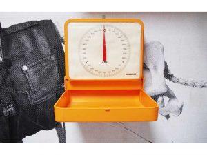 Orange Soehnle Scale
