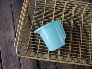 Tupperware Pastel Blue